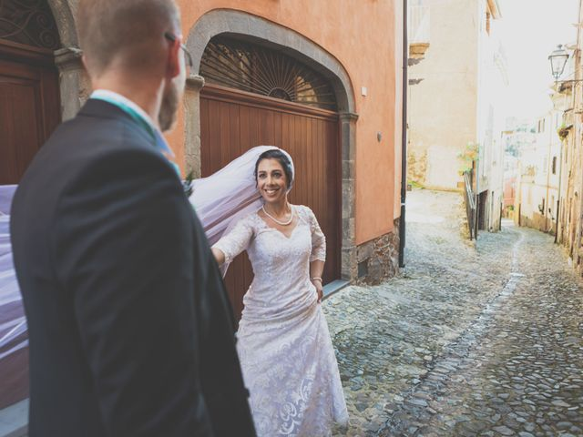Il matrimonio di Ian e Giuliana a Santu Lussurgiu, Oristano 52