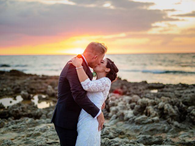 Il matrimonio di Ian e Giuliana a Santu Lussurgiu, Oristano 54