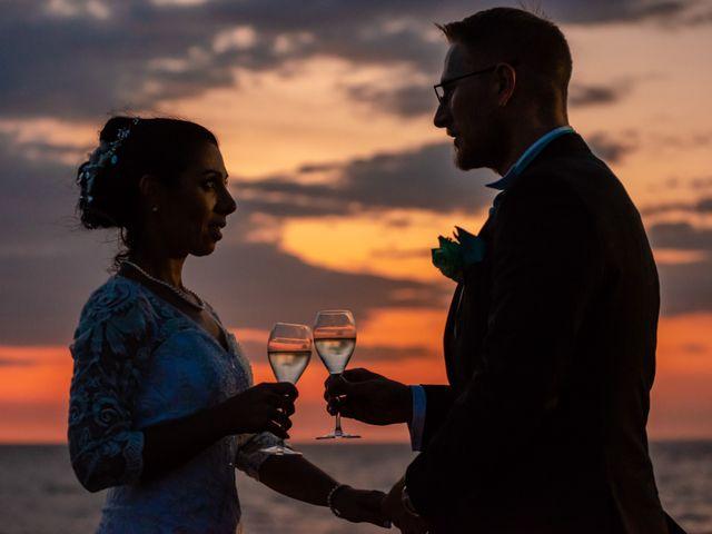 Le nozze di Giuliana e Ian