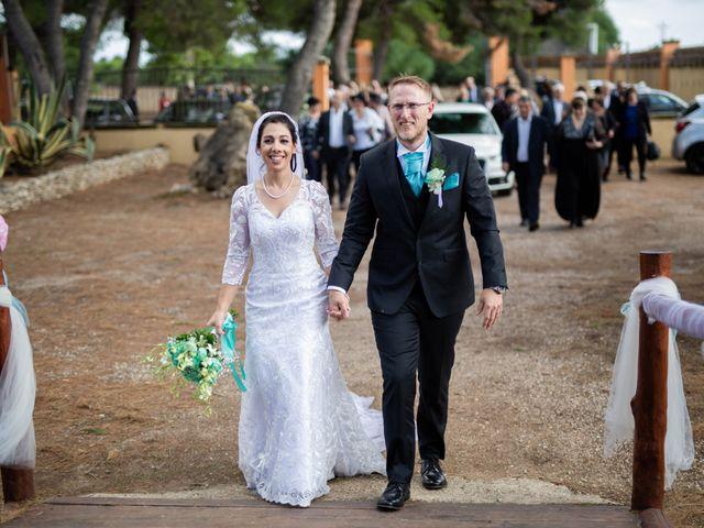 Il matrimonio di Ian e Giuliana a Santu Lussurgiu, Oristano 61