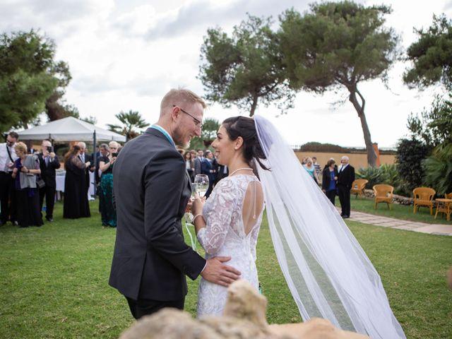 Il matrimonio di Ian e Giuliana a Santu Lussurgiu, Oristano 62