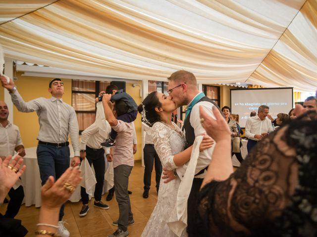 Il matrimonio di Ian e Giuliana a Santu Lussurgiu, Oristano 64