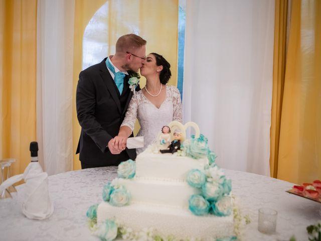 Il matrimonio di Ian e Giuliana a Santu Lussurgiu, Oristano 66