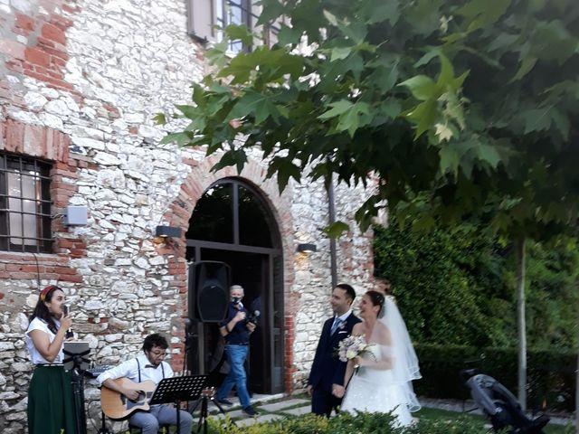 Il matrimonio di Davide e Giovanna a Collebeato, Brescia 7