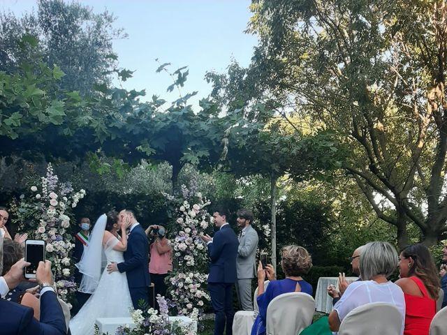 Il matrimonio di Davide e Giovanna a Collebeato, Brescia 11