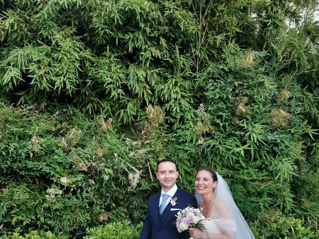 Il matrimonio di Davide e Giovanna a Collebeato, Brescia 12