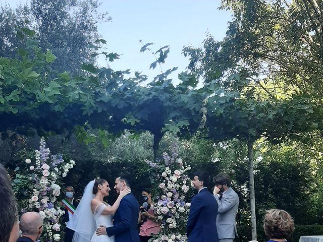 Il matrimonio di Davide e Giovanna a Collebeato, Brescia 13