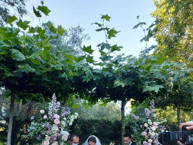 Il matrimonio di Davide e Giovanna a Collebeato, Brescia 19
