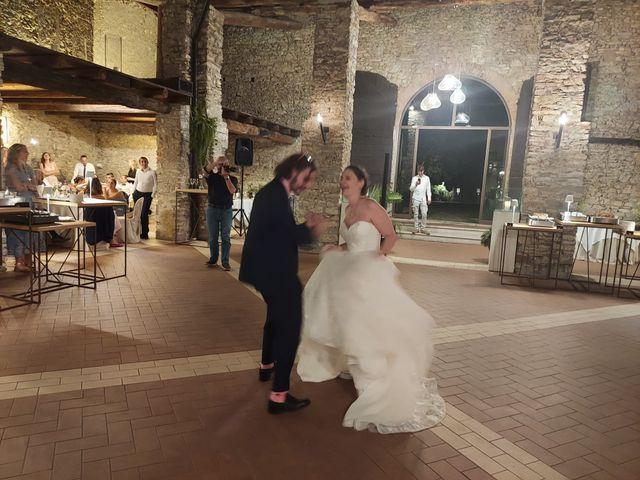 Il matrimonio di Davide e Giovanna a Collebeato, Brescia 20