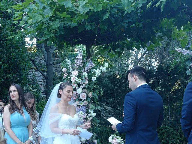 Il matrimonio di Davide e Giovanna a Collebeato, Brescia 23