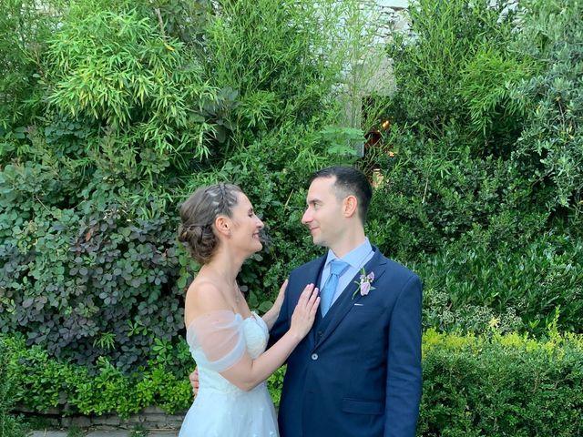 Il matrimonio di Davide e Giovanna a Collebeato, Brescia 24