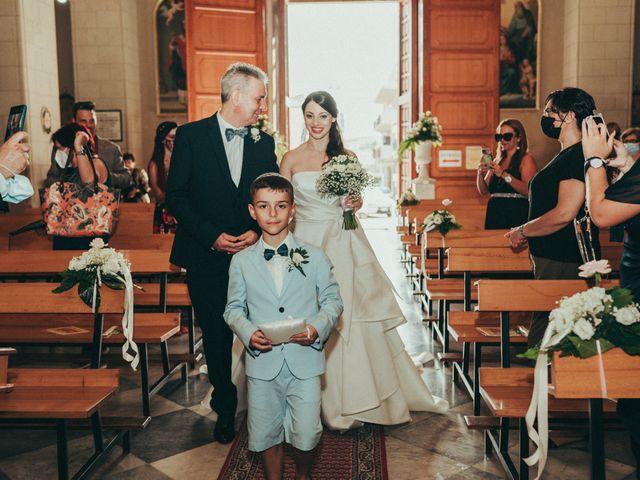 Il matrimonio di Filippo e Antonella a Barcellona Pozzo di Gotto, Messina 24