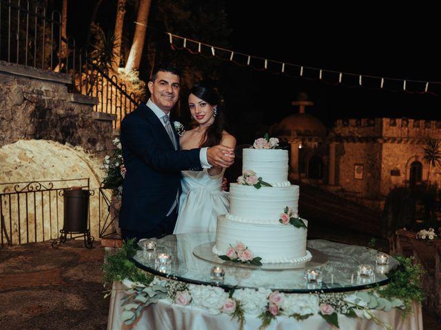 Il matrimonio di Filippo e Antonella a Barcellona Pozzo di Gotto, Messina 50