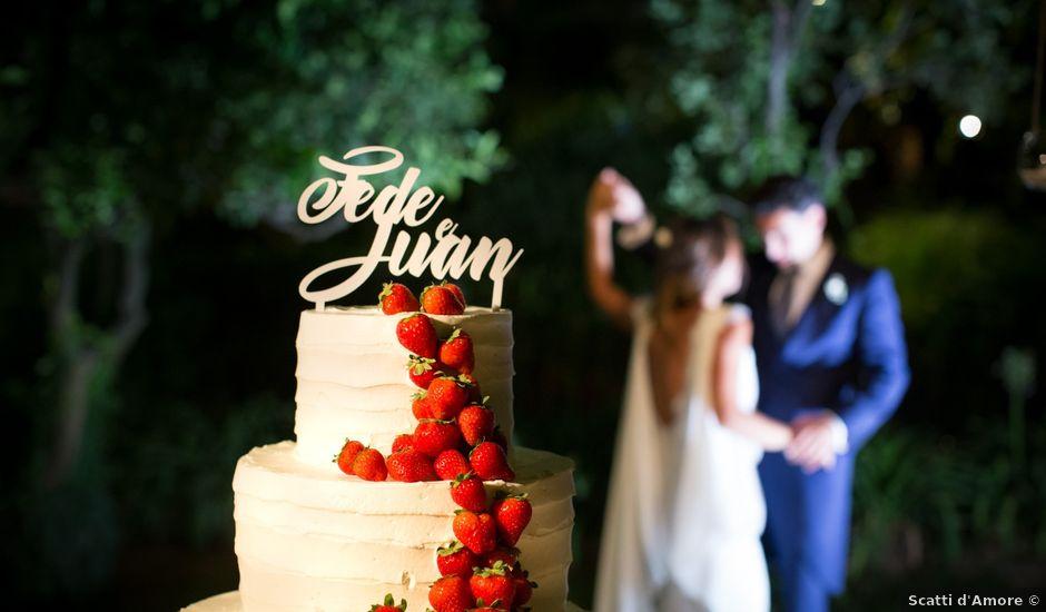 Il matrimonio di Juan e Federica a Napoli, Napoli