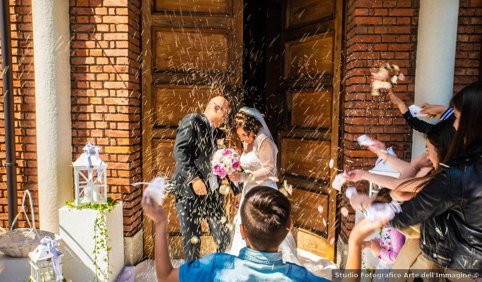 Il matrimonio di Francesco e Romina a Varedo, Monza e Brianza