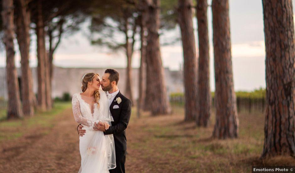 Il matrimonio di Fabio e Valentina a Lecce, Lecce