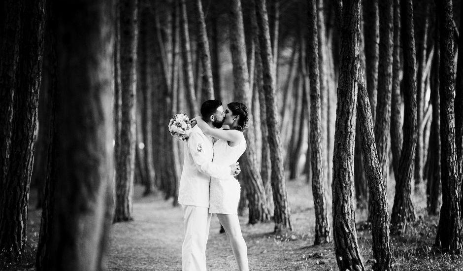 Il matrimonio di Matteo  e Sara a Tortolì, Nuoro