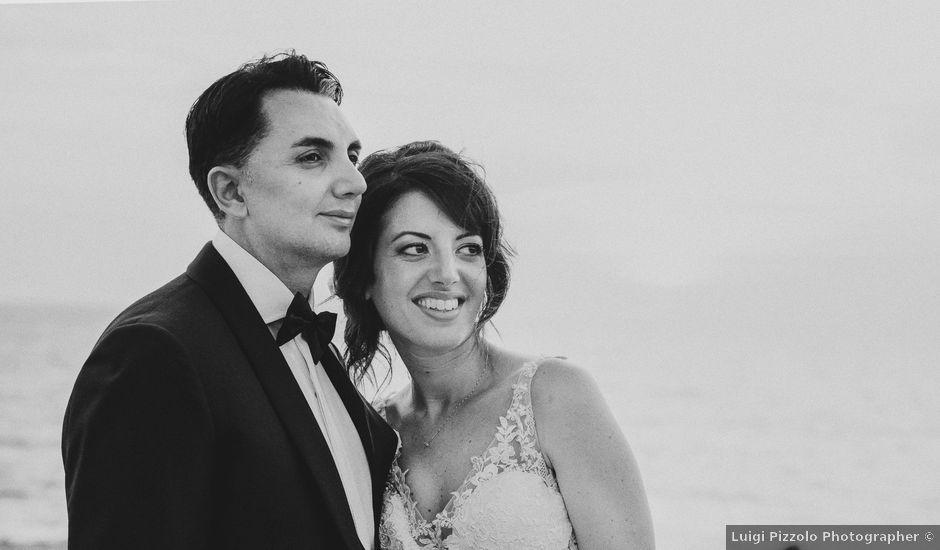 Il matrimonio di Vincenzo e Maria Chiara a Racale, Lecce