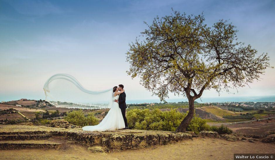 Il matrimonio di Michele e Federica a Caltanissetta, Caltanissetta