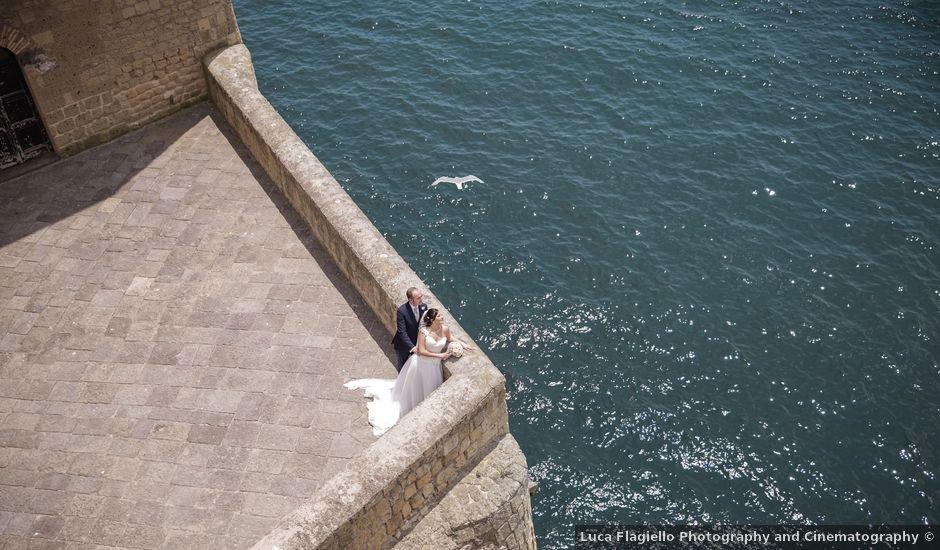 Il matrimonio di Nicola e Rossella a Napoli, Napoli