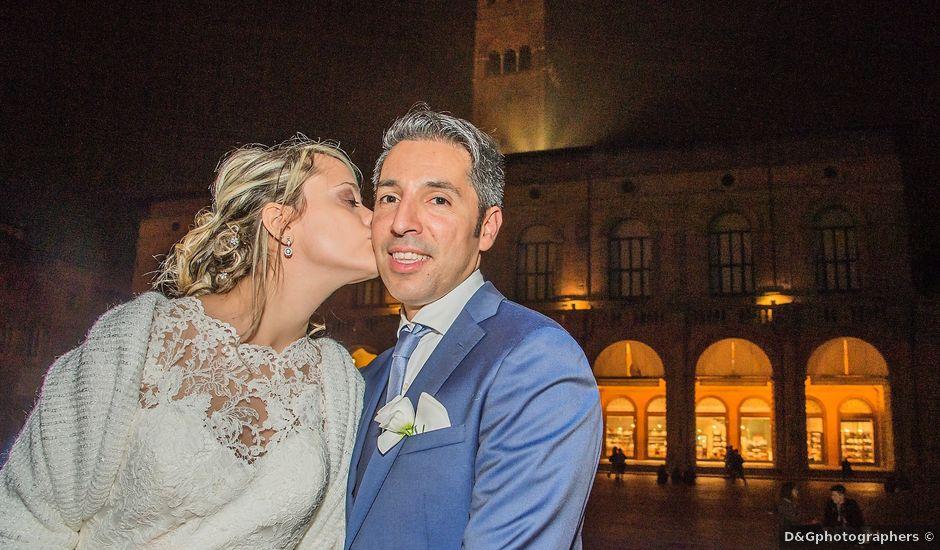 Il matrimonio di Antonio e Serena a Bologna, Bologna