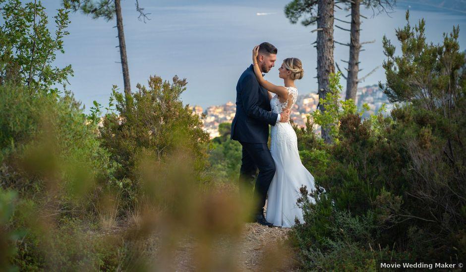 Il matrimonio di Simone e Andrea a Alassio, Savona