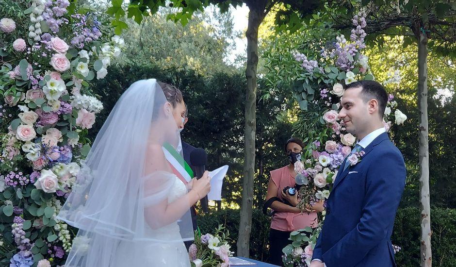Il matrimonio di Davide e Giovanna a Collebeato, Brescia