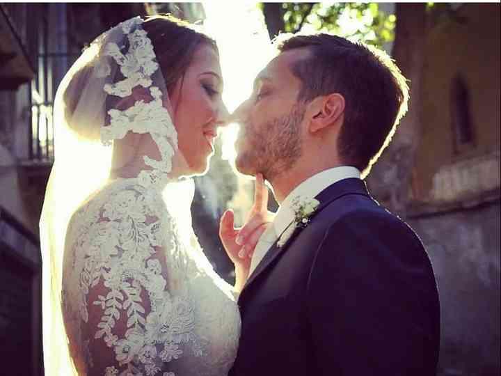 le nozze di Ilenia e Dario