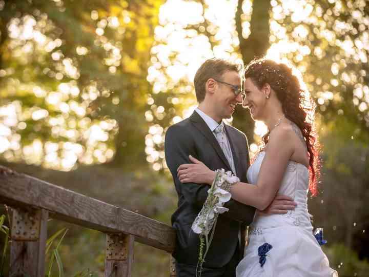 le nozze di Katia e Marco