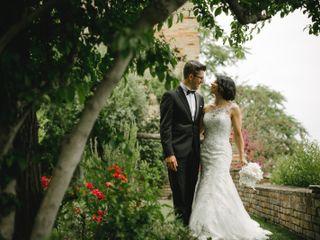 Le nozze di Maria Cristina e Francesco