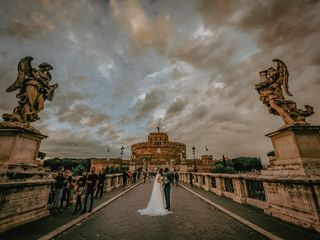 Le nozze di Elisa e Aweys