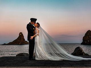 Le nozze di Alfio e Valeria