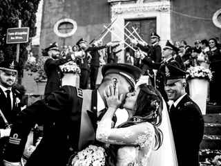 Le nozze di Alfio e Valeria 1
