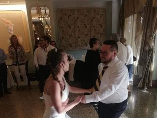 Le nozze di Gabriel e Elisabetta 2