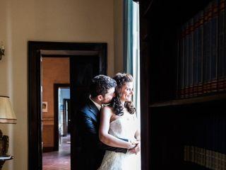 Le nozze di Maria Elena e Pier Paolo