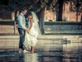 Le nozze di Julie e Gianluca
