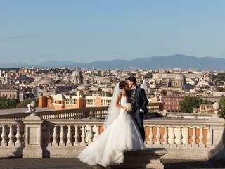 le nozze di Claudia e Alberto 2