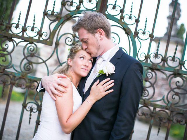 Le nozze di Chiara e Pier