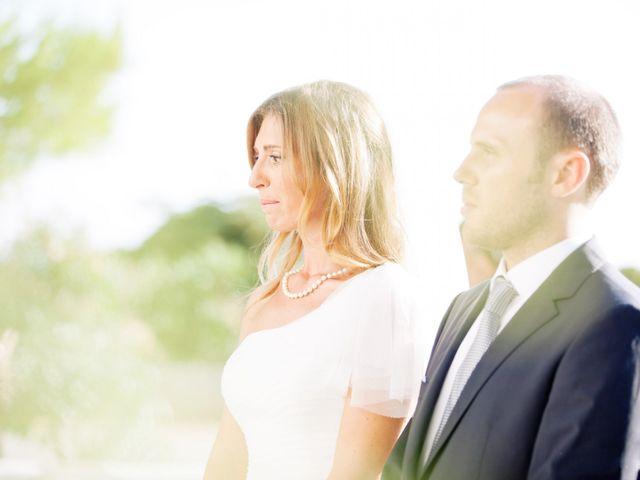 Le nozze di Alessandra e Davide