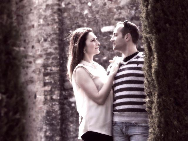 Il matrimonio di Rino e Elisa a Carpenedolo, Brescia 14