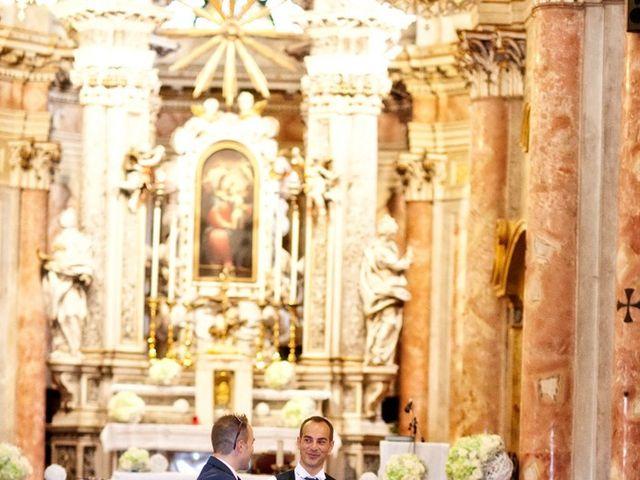 Il matrimonio di Rino e Elisa a Carpenedolo, Brescia 43