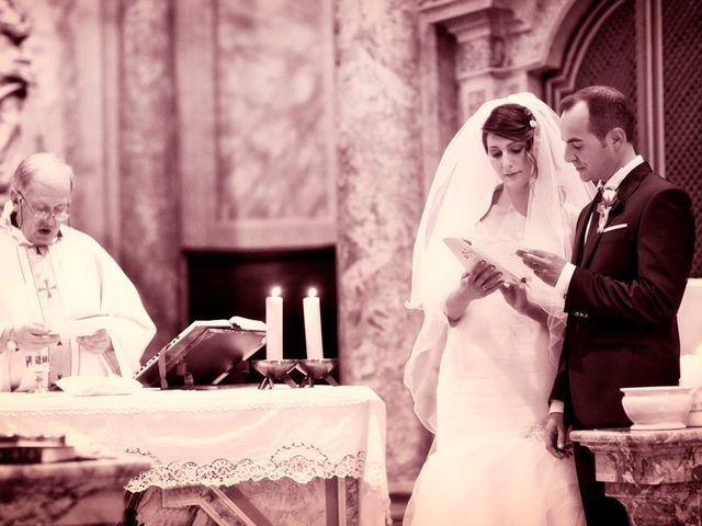 Le nozze di Elisa e Rino
