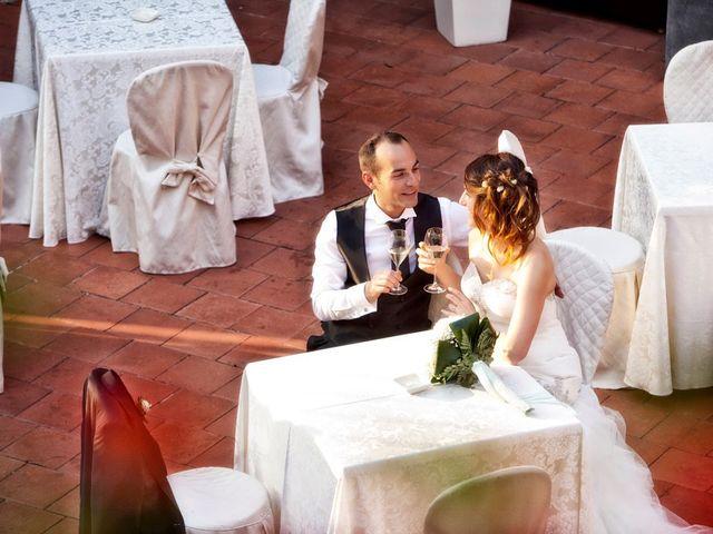 Il matrimonio di Rino e Elisa a Carpenedolo, Brescia 74