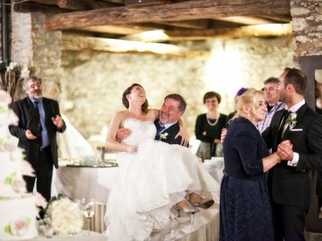 Il matrimonio di Rino e Elisa a Carpenedolo, Brescia 89