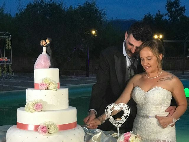 Il matrimonio di Diego e Valentina a Fornelli, Isernia 18