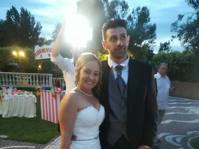 Il matrimonio di Diego e Valentina a Fornelli, Isernia 20