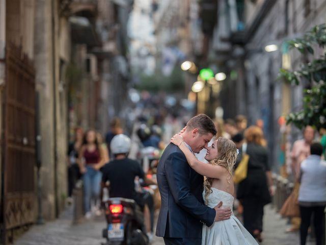 Il matrimonio di Roberto e Anna a Napoli, Napoli 14