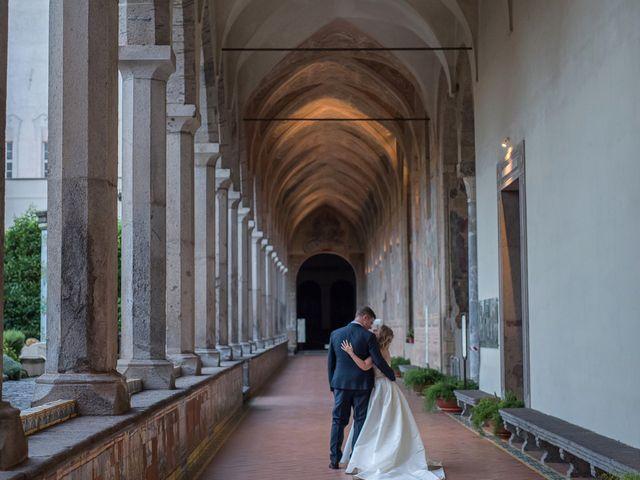 Il matrimonio di Roberto e Anna a Napoli, Napoli 17