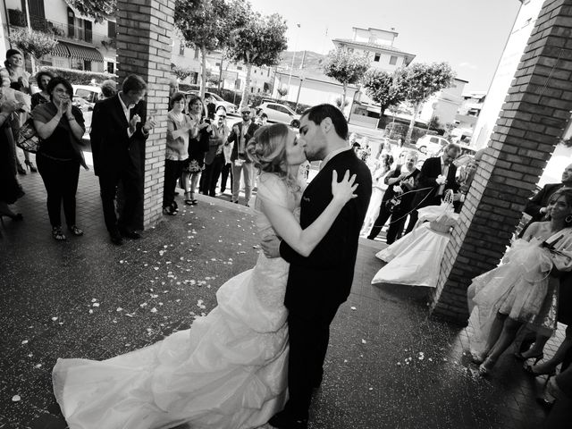 Il matrimonio di Matteo e Elisa a Montecatini-Terme, Pistoia 18
