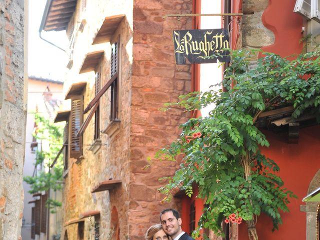 Il matrimonio di Matteo e Elisa a Montecatini-Terme, Pistoia 19